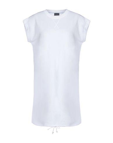 Short Dresses in White