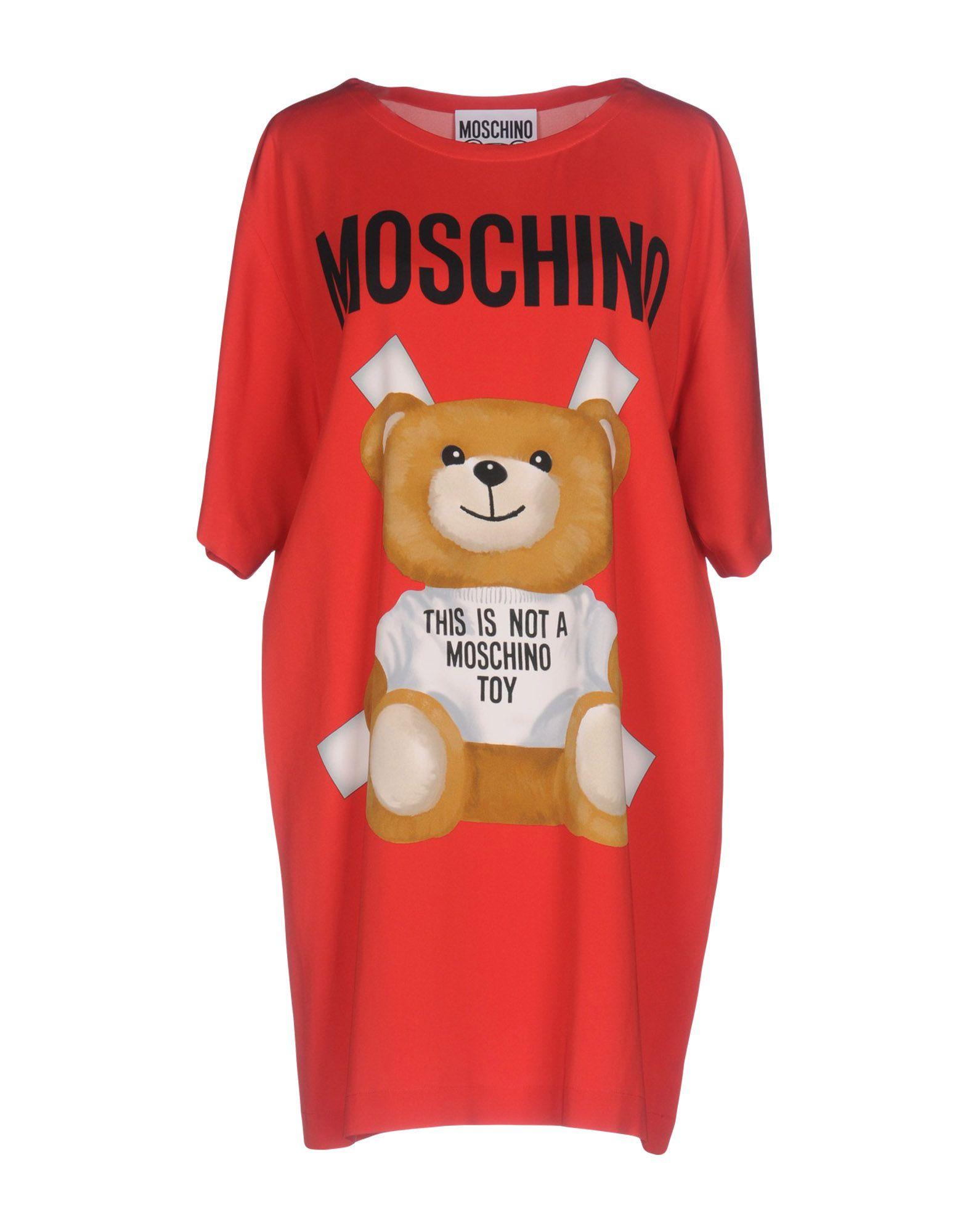 Vestito Corto Moschino Donna - Acquista online su uKWBmb7KFs