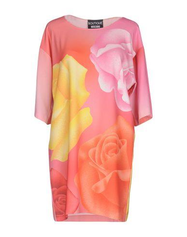 Erschwinglich Günstiges Finden Großartig BOUTIQUE MOSCHINO Kurzes Kleid Rabatt für Verkauf Bezahlen Sie mit Visa Günstige Online vrrk7
