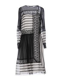 Top for Women On Sale, Black, Cotton, 2017, 10 6 8 Alberta Ferretti