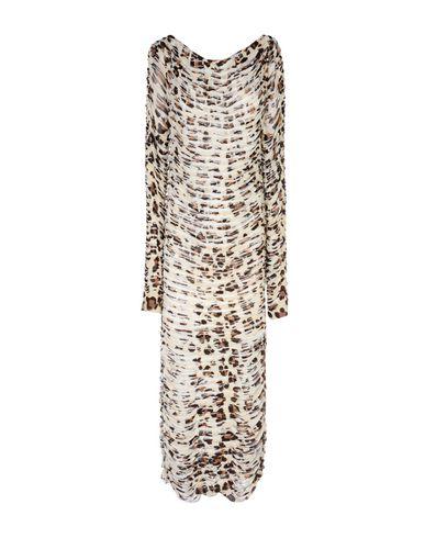 BLUMARINE Midi-Kleid Online-Verkauf Spielraum Echt Genießen Günstigen Preis Günstig Kaufen Fabrikverkauf chSMRNDux