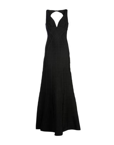 HERVÉ LÉGER Langes Kleid