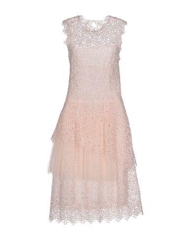 DRESSES - Knee-length dresses Ermanno Scervino Sale Shop Offer Sale Nicekicks 2018 New DPC5NN