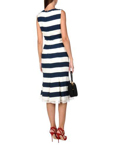 utløp Inexpensive utløp siste samlingene Dolce & Gabbana Kjole Knee kjøpe billig pris oeDZD4mi5