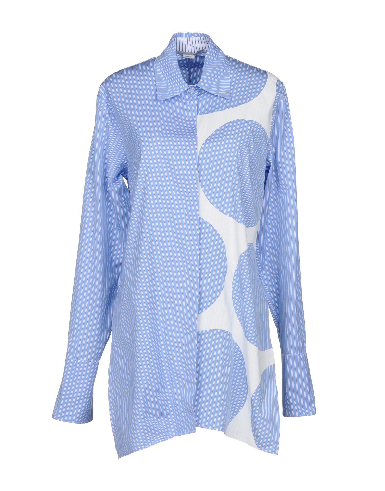 Camicia A Righe Stella Mccartney Donna - Acquista online su JalY5kmi2k