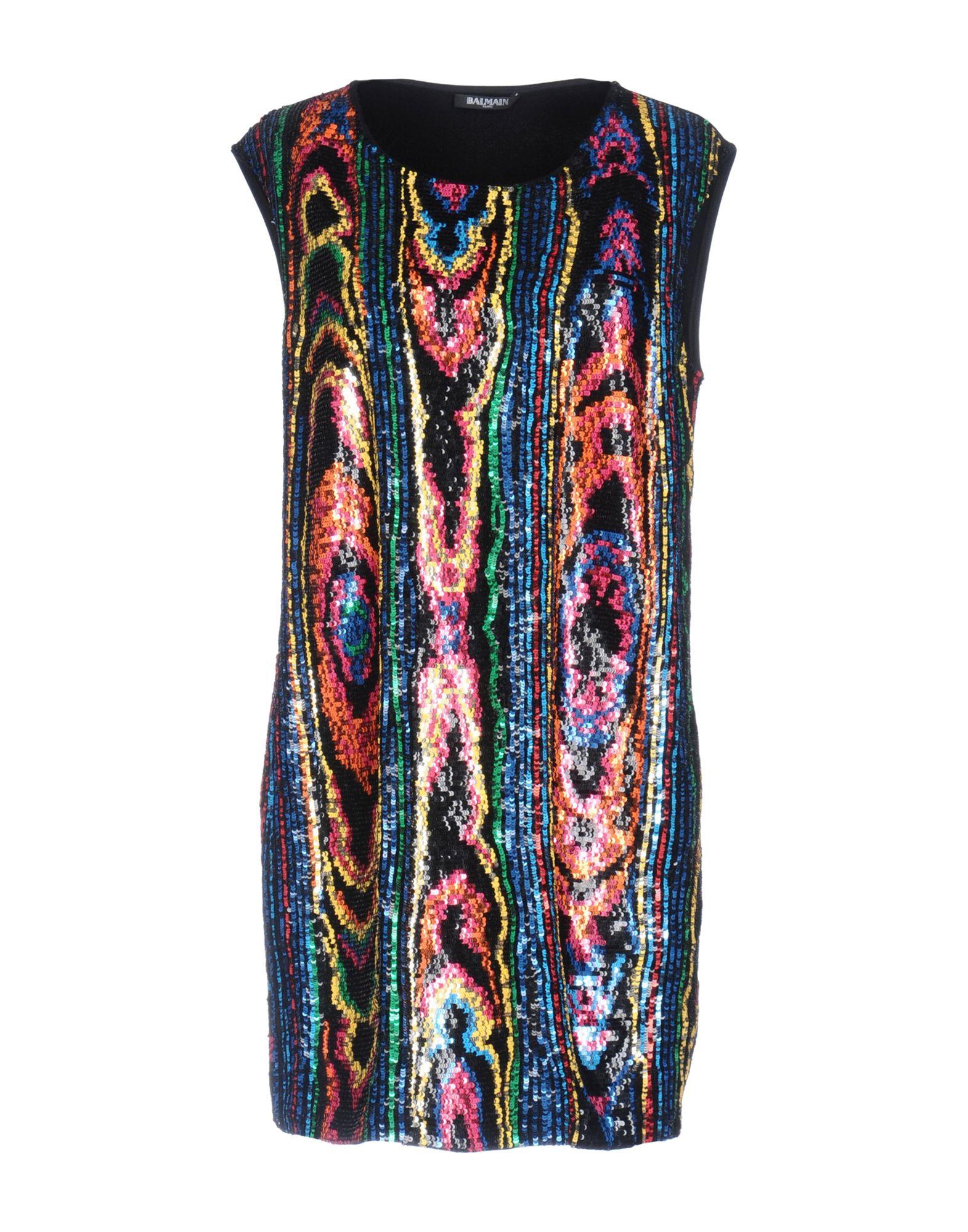 Vestito Corto Balmain Donna - Acquista online su OwEG5qAl