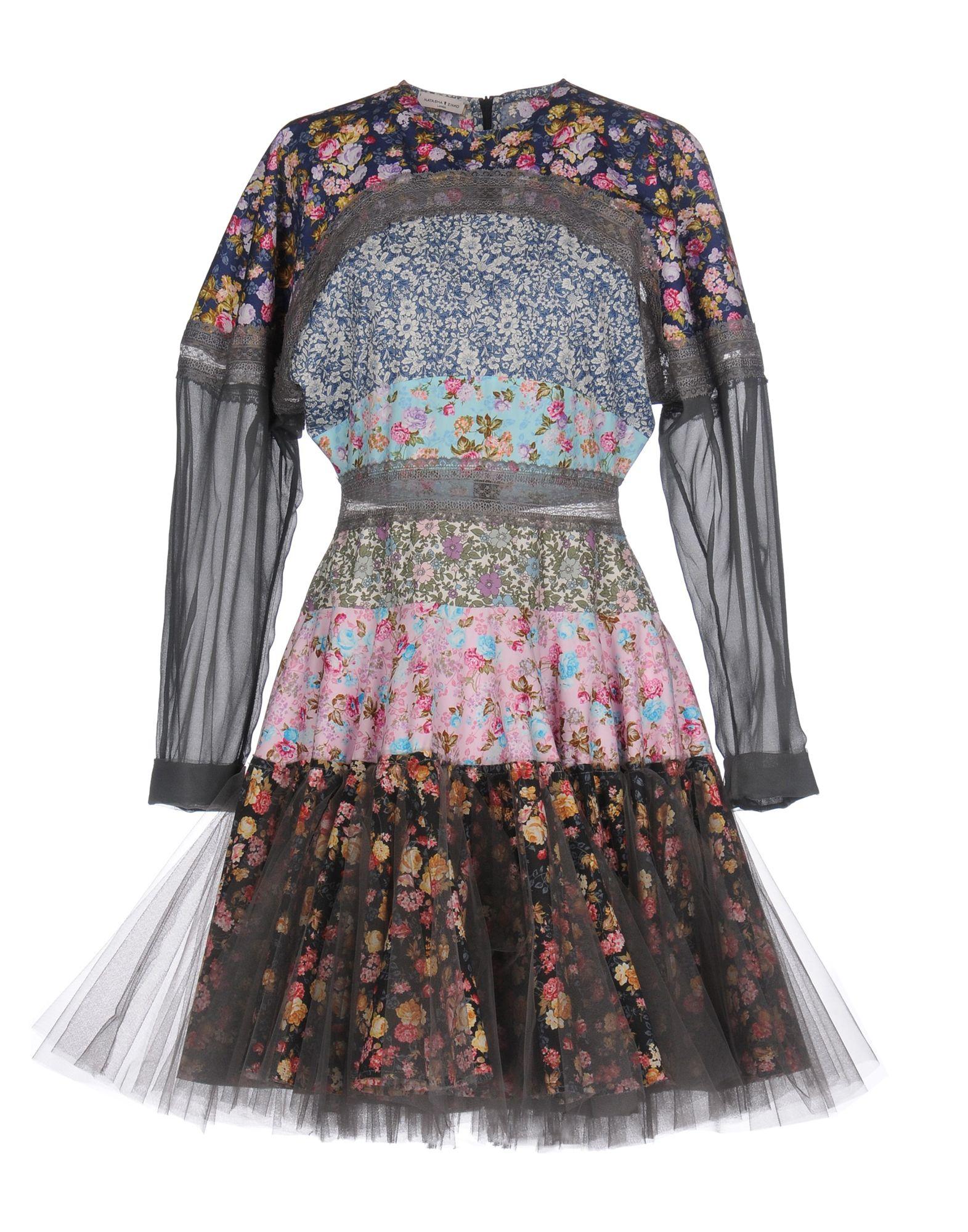 Vestito Corto Natasha Zinko Donna - Acquista online su m3qFLS