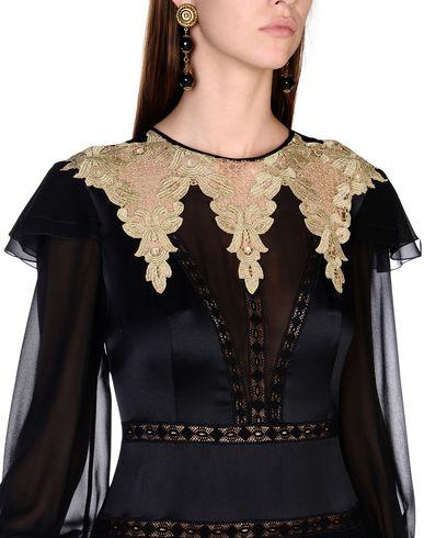 online-butikk Alberta Ferretti Vestido De Seda billig offisielle salg beste gratis frakt butikken e5N0u