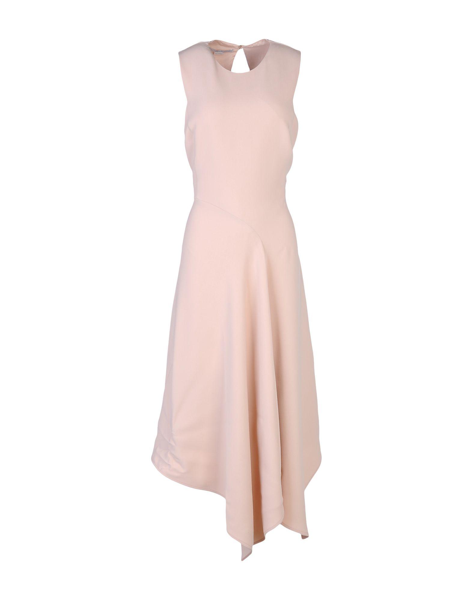 Robe Aux Genoux Stella Mccartney Femme - Robes Aux Genoux Stella Mccartney  sur YOOX - 34788169UI 74bd670342c