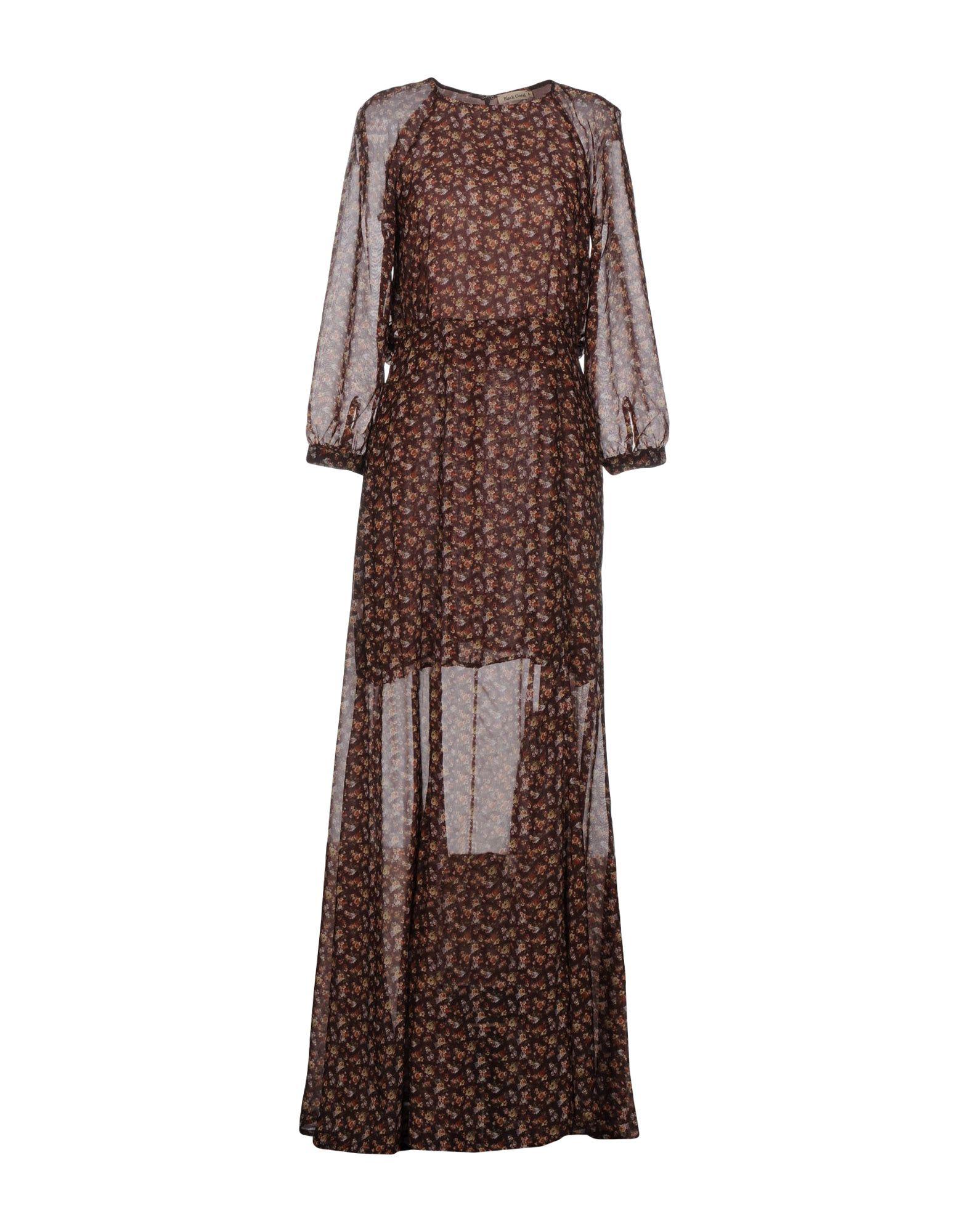 Vestito Lungo Black Coral Donna - Acquista online su GWDkiLp