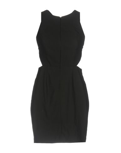 AQ/AQ Short Dress in Black