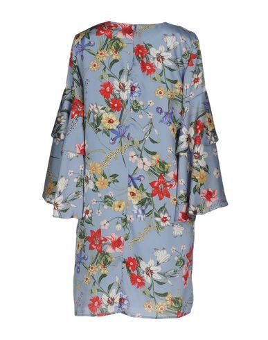 Billig Verkauf Schnelle Lieferung BIANCOGHIACCIO Kurzes Kleid Discount Niedrigster Preis Online-Outlet-Store ZKjH6MBt