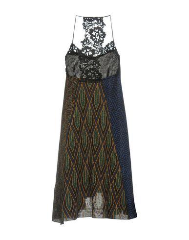CIRCUS HOTEL Knielanges Kleid Sneakernews Günstiger Preis Günstig Preis-Kosten BmCqCEAACC