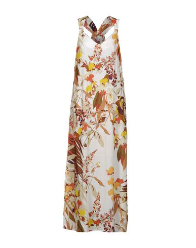 BIANCOGHIACCIO Langes Kleid Rabatt Angebot Billig Bester Ort 2018 Zum Verkauf Sehr Günstiger Preis Offizielle Seite Online xF5ZQXcRYq