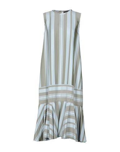 ALBINO TEODORO Knielanges Kleid Veröffentlichungsdatum online AZDFyn3