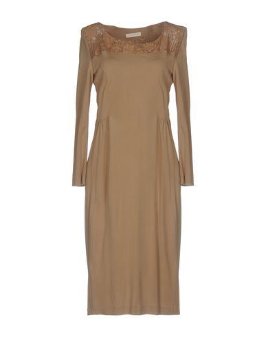 SCERVINO STREET Knielanges Kleid Günstig Kaufen Footlocker Freies Verschiffen Verkauf shhDppFll