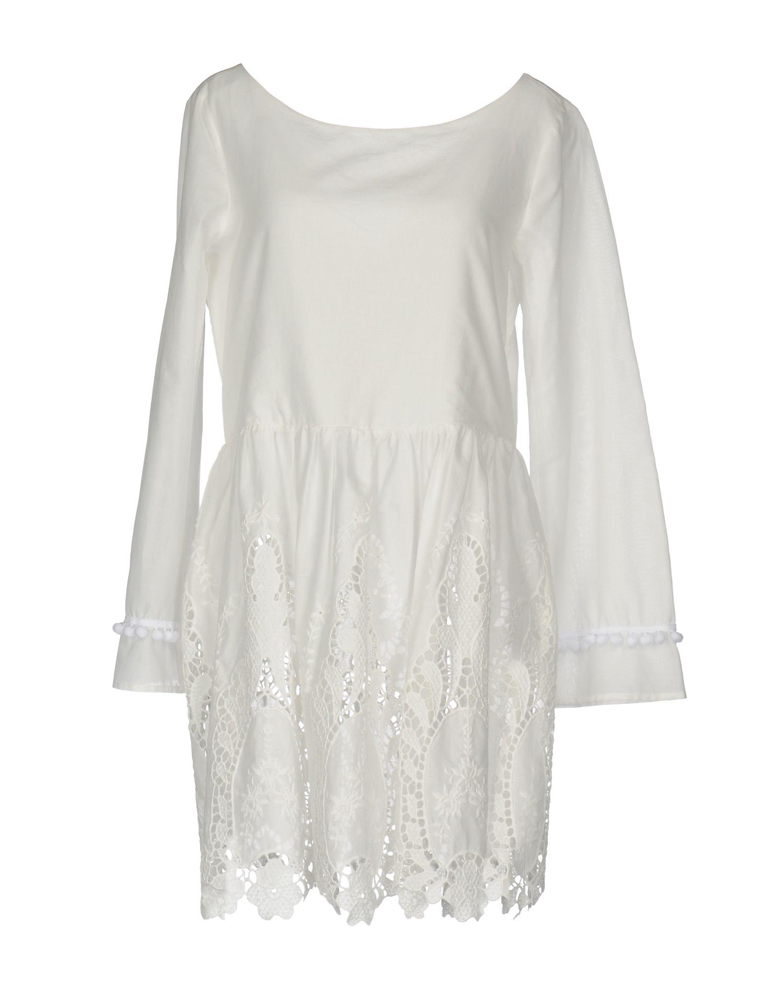 Vestito Corto Black Coral Donna - Acquista online su WvtMedxCw