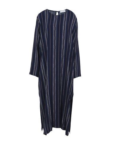 RODEBJER Long Dresses in Dark Blue