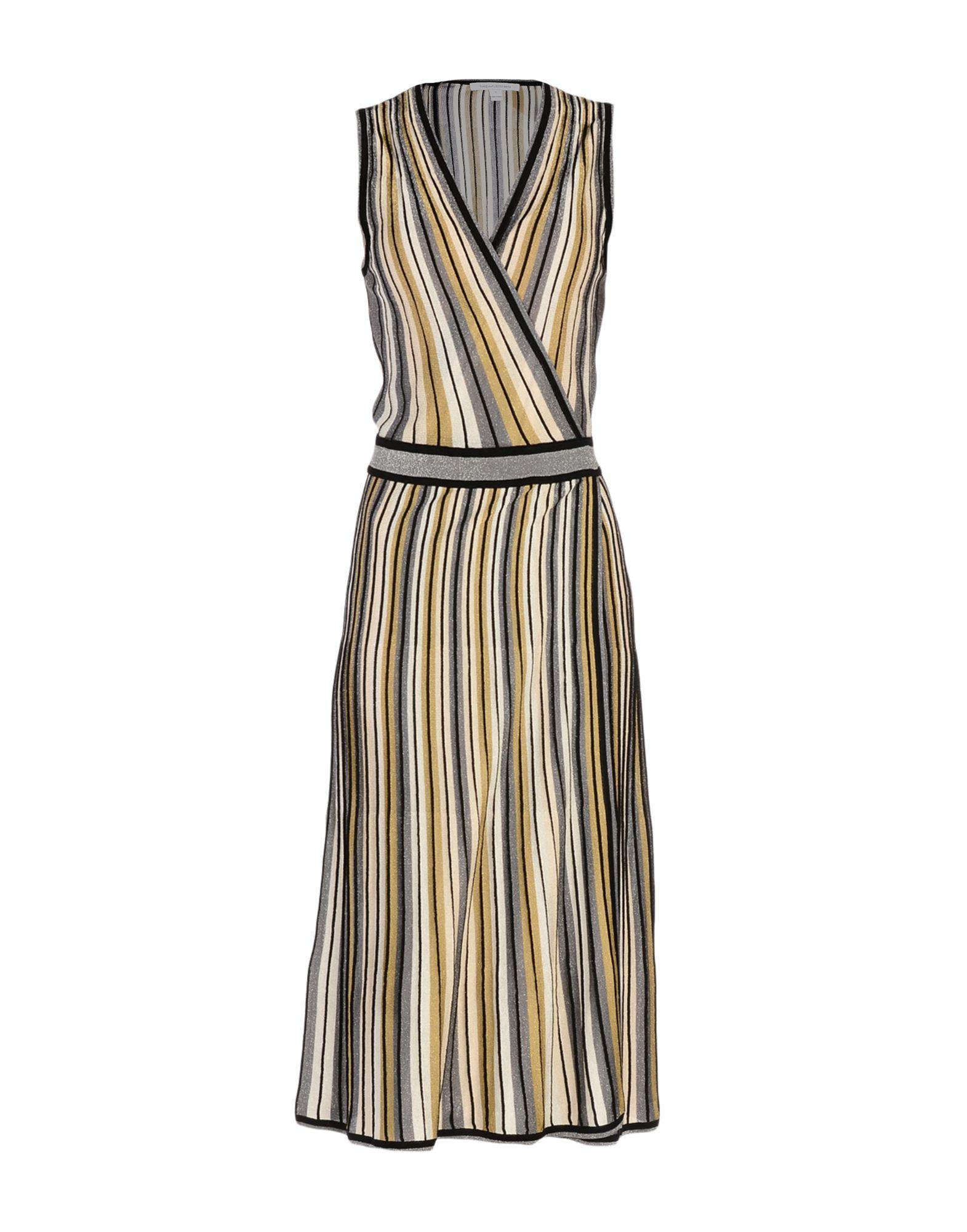Vestito Longuette Diane Von Furstenberg Donna - Acquista online su nWrPt