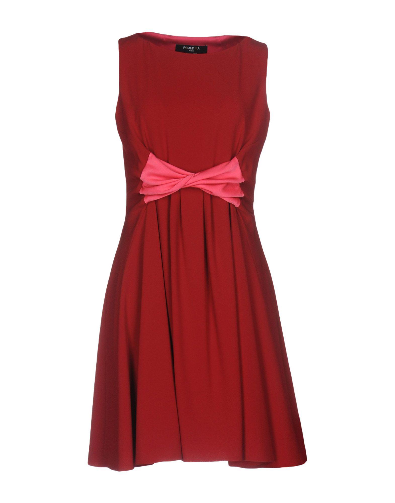 Vestito Corto Paule Ka Donna - Acquista online su 78e997m2k