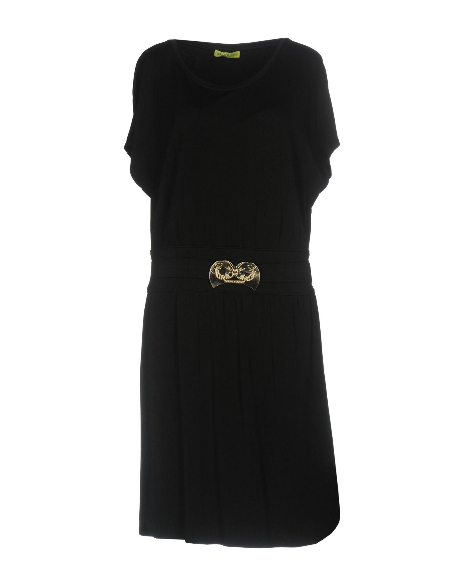 Vestito Al Ginocchio Versace Jeans Donna - Acquista online su wiRAzGAEdS