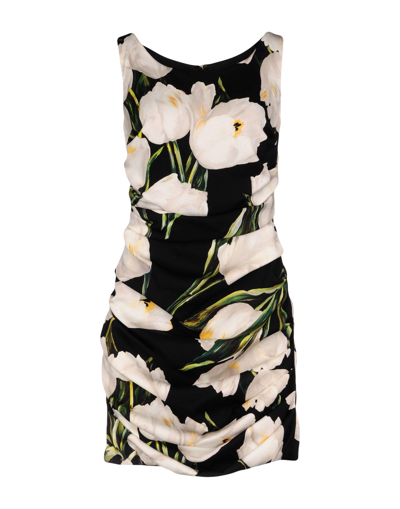 Vestito Corto Dolce & Gabbana Donna - Acquista online su alijI0zI