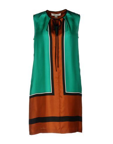 Diane Von Furstenberg Minivestido kjøpe billig amazon G0eNAf