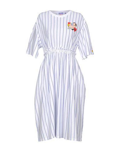 SJYP Knielanges Kleid