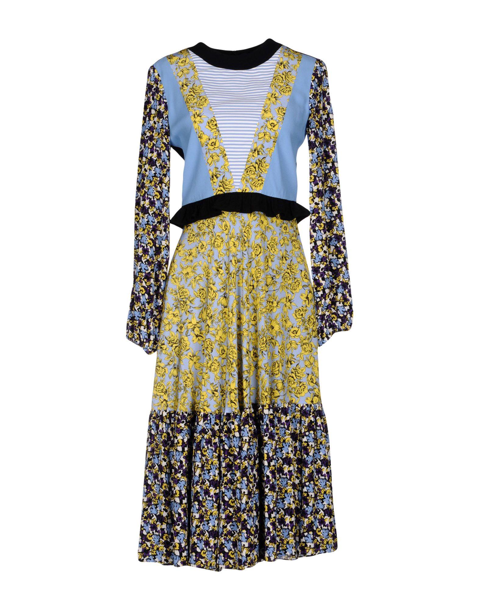 Vestito In Seta Msgm Donna - Acquista online su ttviraW