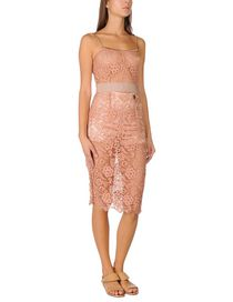 timeless design f6b48 eddaf Abiti rosa cipria per un'eleganza romantica e delicata | YOOX