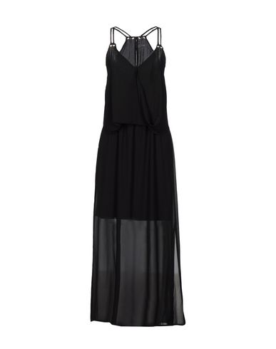 SOALLURE Langes Kleid
