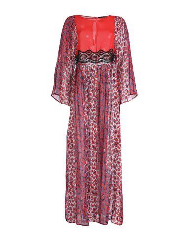 Robe Longue Longue Robe tessa Rouge tessa 55zxrwU