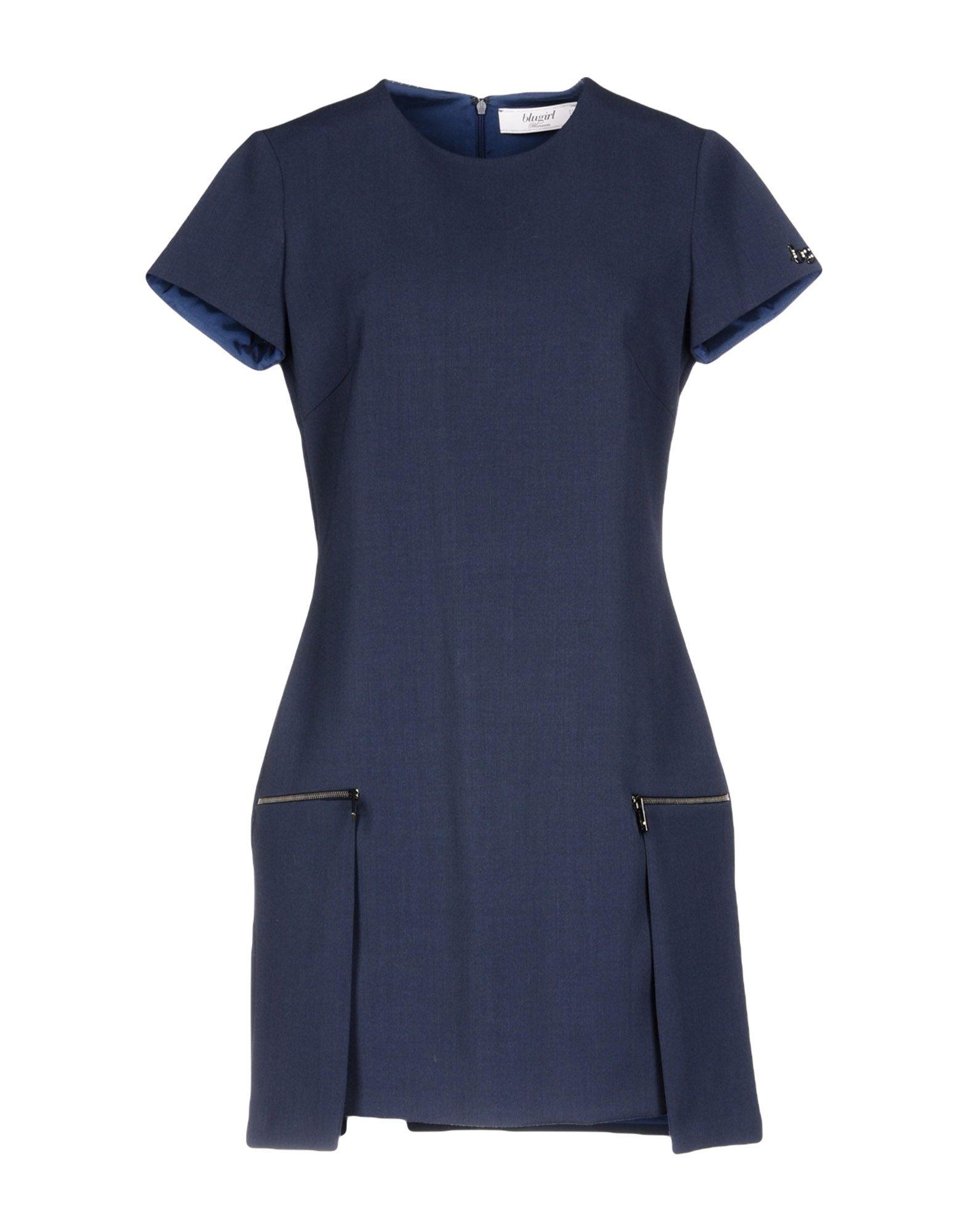 Vestito Corto Blugirl Blumarine Donna - Acquista online su YELjb