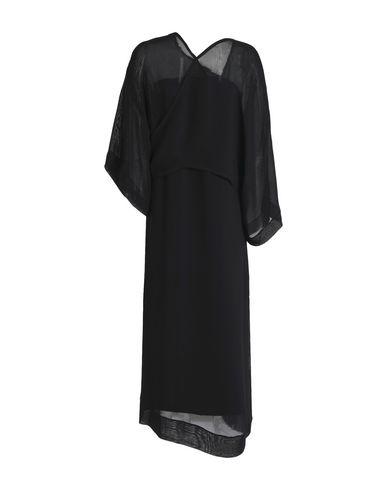 MAISON LAVINIATURRA Knielanges Kleid Starttermin Für Verkauf VZM6SGWVw