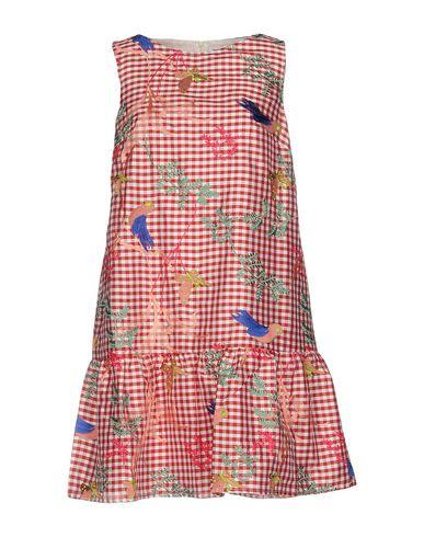 P.A.R.O.S.H. Kurzes Kleid Ausverkauf billig 1ZqyZ