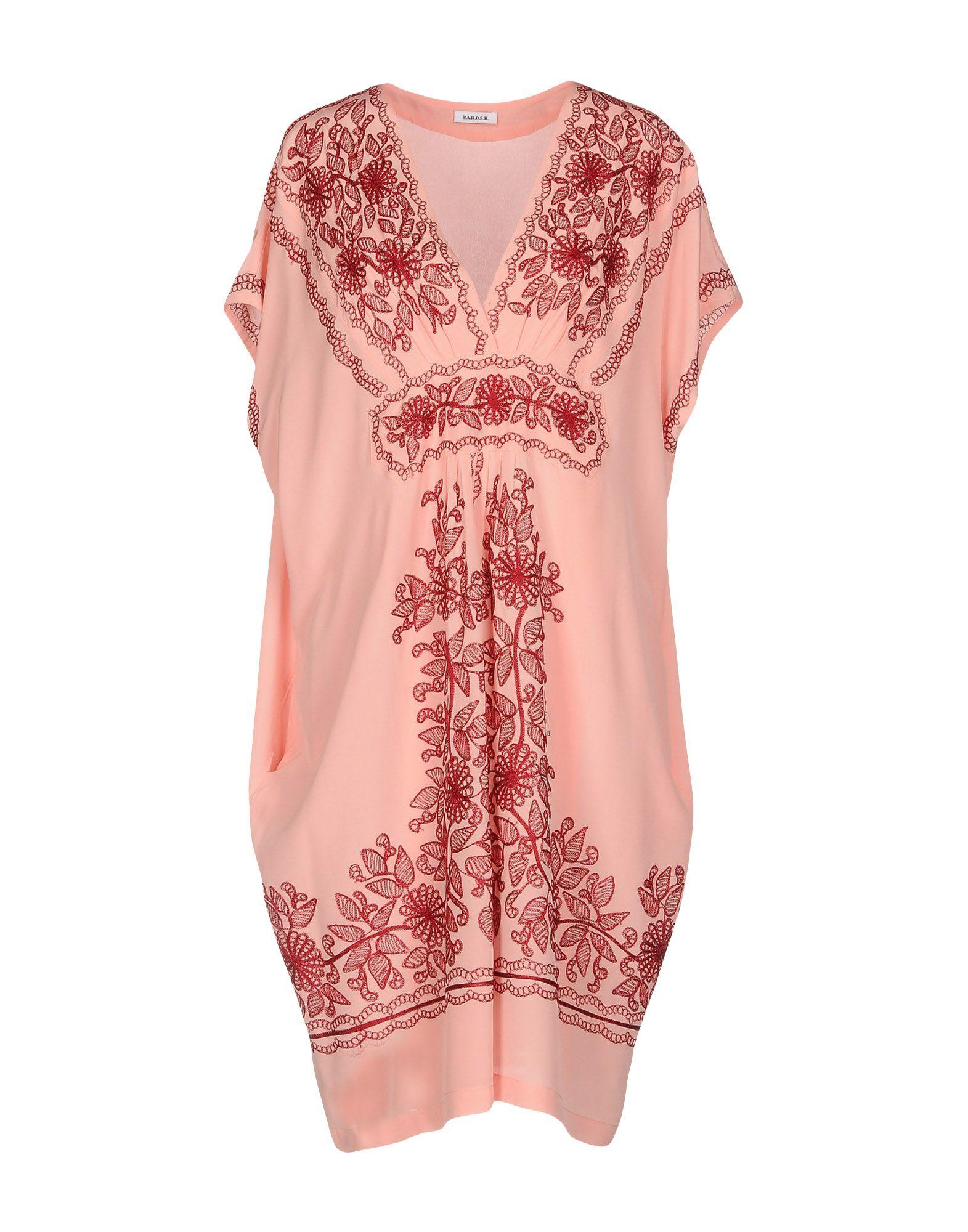 Vestito Corto P.A.R.O.S.H. Donna - Acquista online su MHLSNI0
