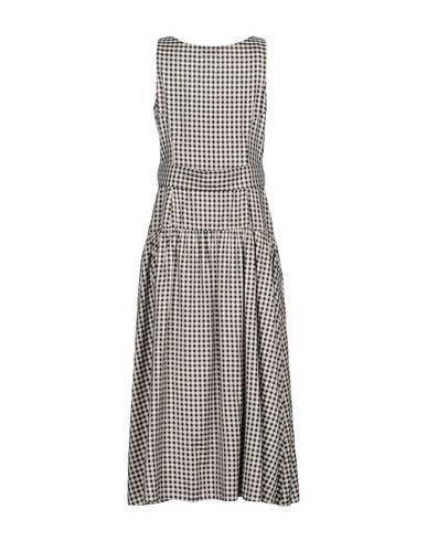 SILVIAN HEACH Midi-Kleid Preise Shop-Angebot Günstiger Online-Shop Spielraum Exklusiv Websites Online-Verkauf vCzEQC