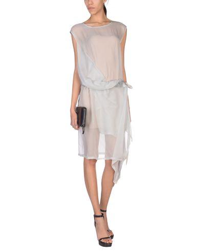 ANN DEMEULEMEESTER Langes Kleid