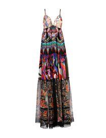 Lange Kleider Damen - Sale Lange Kleider - YOOX - Mode, Kleidung ... 44299e3e4f