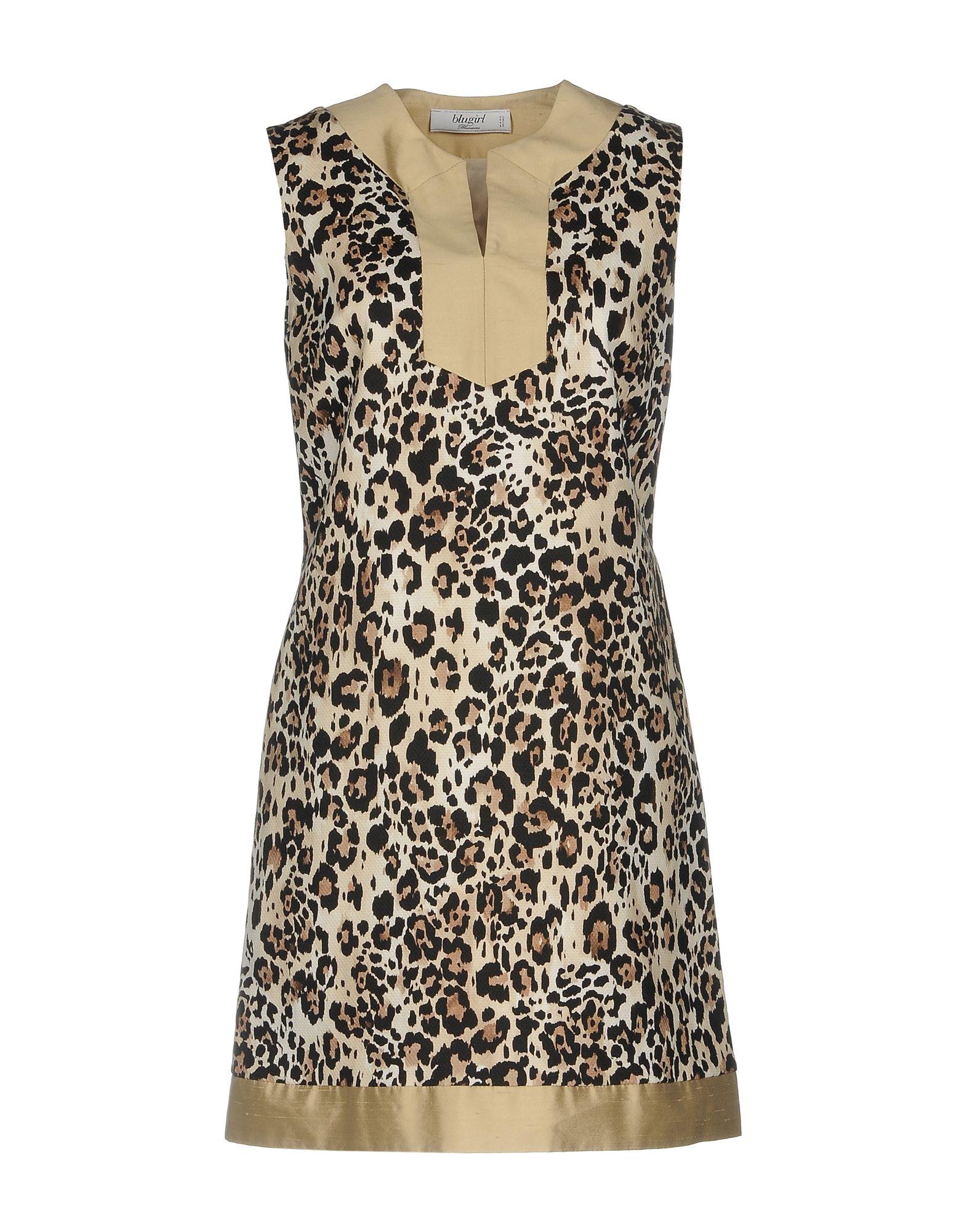Vestito Corto Blugirl Blumarine Donna - Acquista online su ArWFj2m