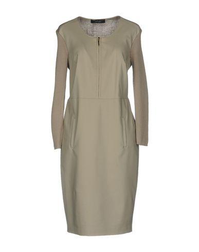 Billig Verkauf Ausgezeichnet TWIN-SET Simona Barbieri Knielanges Kleid Rabatt exklusiv b4AWlSs