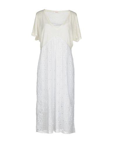 Kaufen Sie billige Klassiker Abstände der Auslässe JUCCA Knielanges Kleid Kaufen Sie billig Sast Wiki 1bkbRknt2