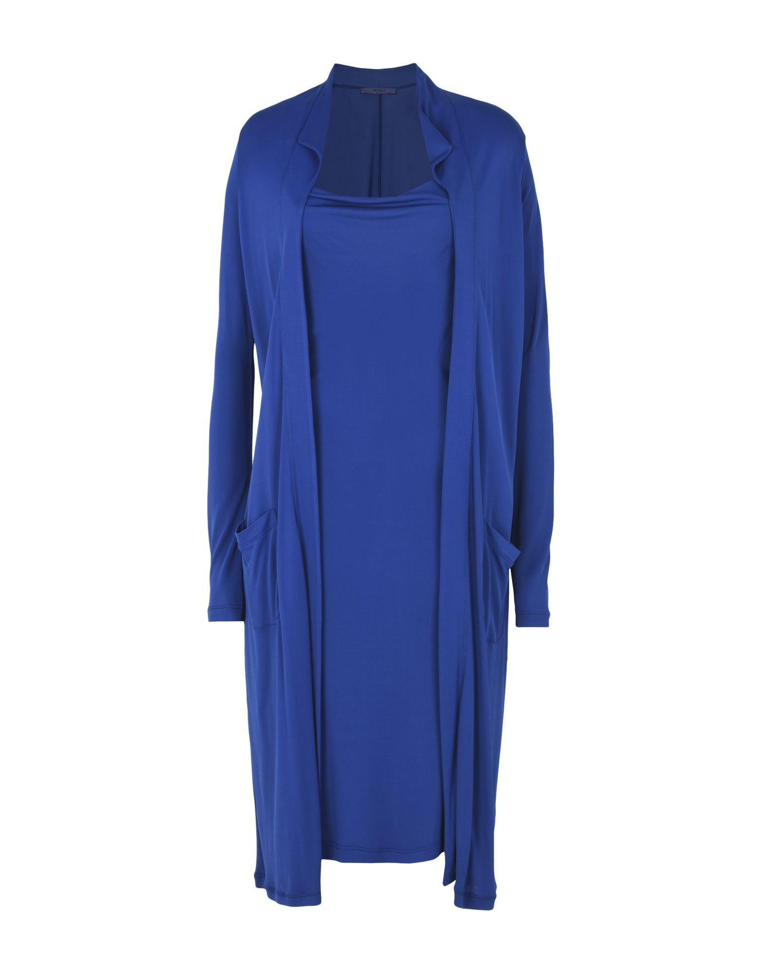 Vestito Al Ginocchio Blue Les Copains Donna - Acquista online su