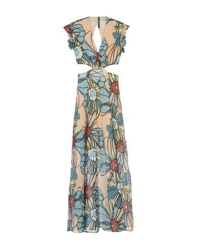 MANILA GRACE Langes Kleid Verkauf Am Besten Mehrfarbig Spielraum Bester Ort oTLrpzeGu