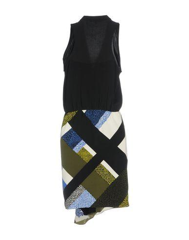 TIBI Vestido de Seda