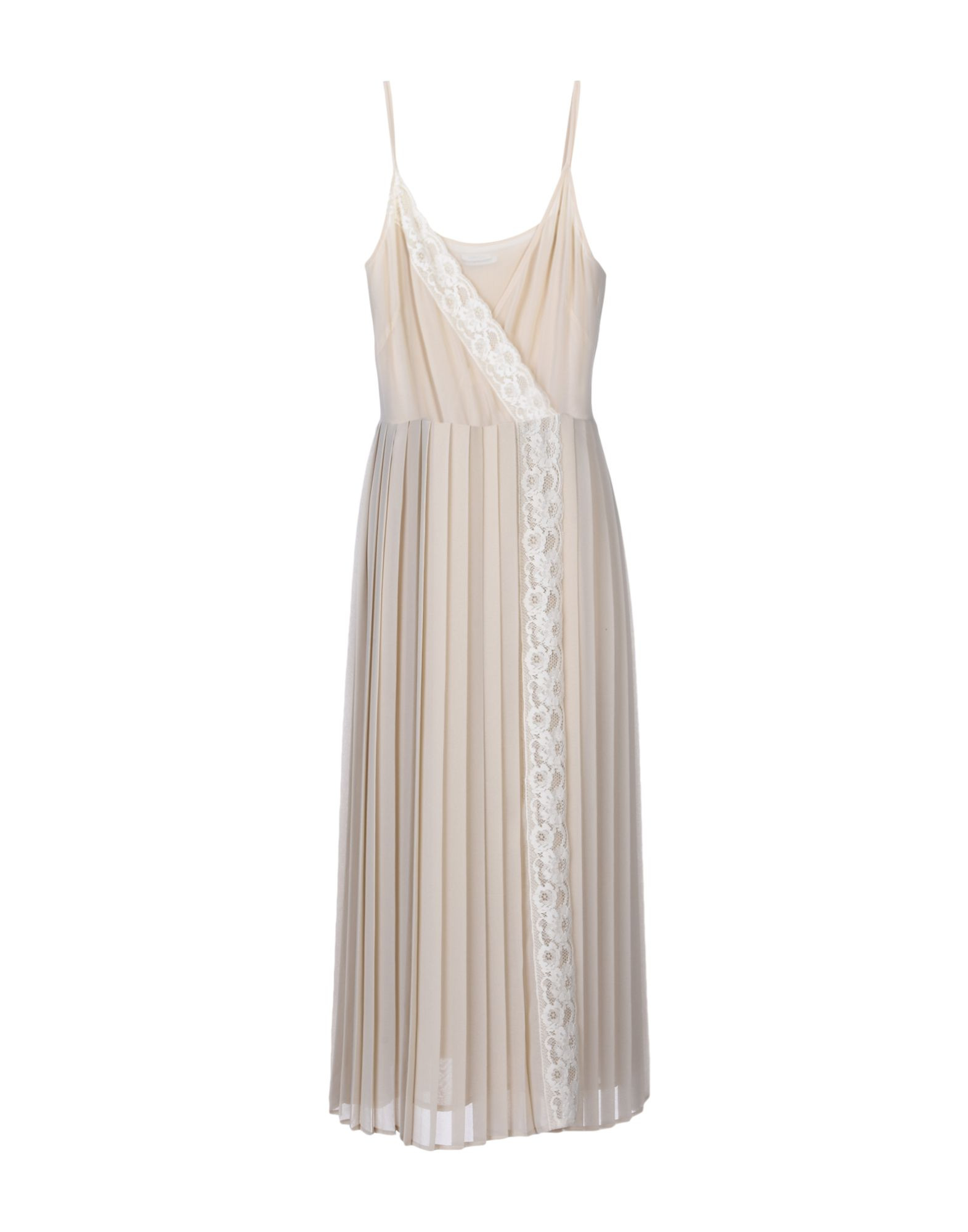 Women Dresses Case 34 Length Gold Dress q1BIzxzw