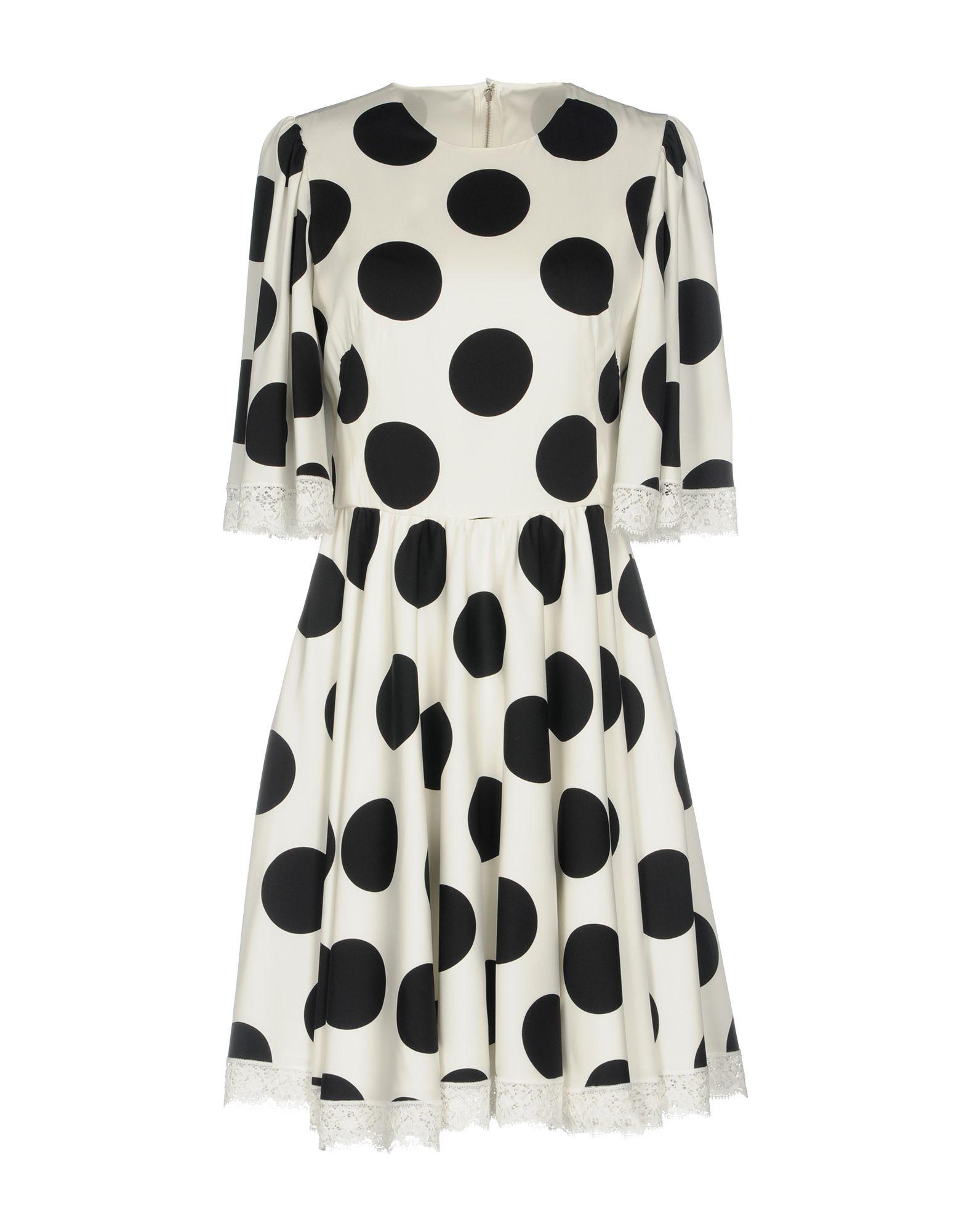 Vestito Corto Dolce & Gabbana Donna - Acquista online su D6th5hbr
