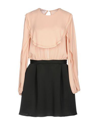 PASSEPARTOUT DRESS by ELISABETTA FRANCHI CELYN b. Minivestido