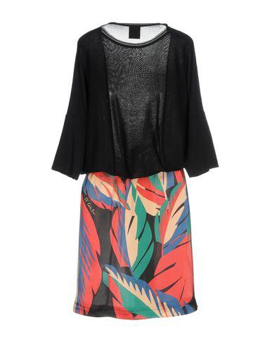 PF PAOLA FRANI Kurzes Kleid Bestseller Original Outlet Günstige Preise  Verkaufsschlager 9qomKnDyJ