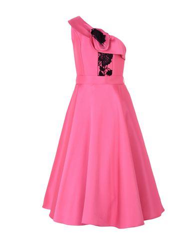 MONCHO HEREDIA Midi-Kleid Billig Verkauf Outlet-Store Rabatt In Deutschland qFXXOEXii